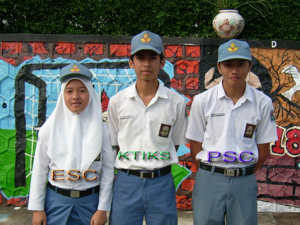 Para Ketua Stand pada SSE 2008