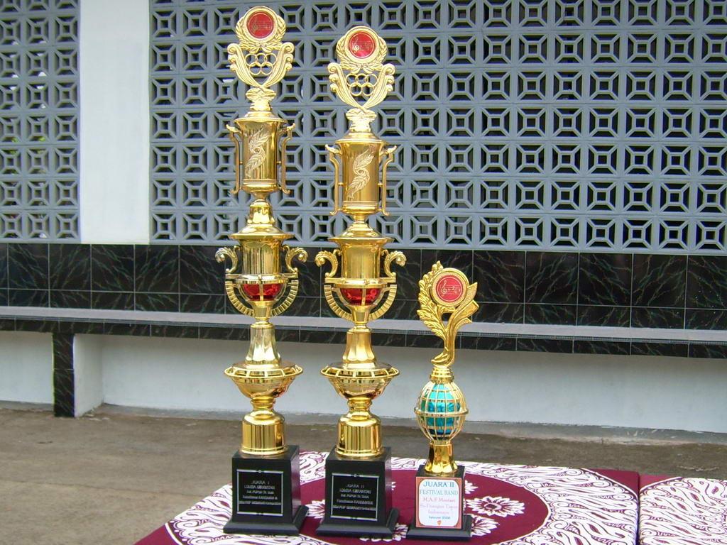Piala Karawitan dan Festival Band
